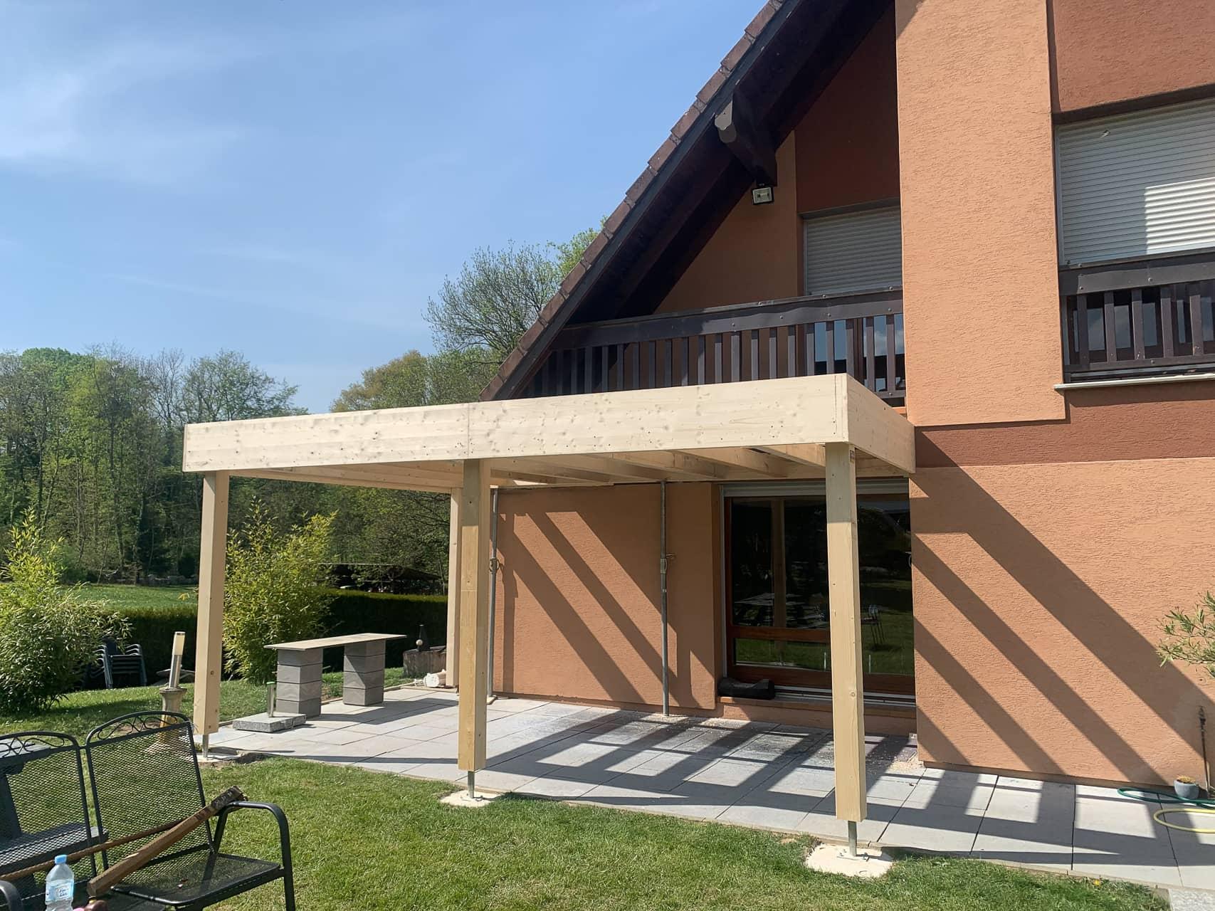 Carport et couverture terrasse - Kleinmann et Fils (14)