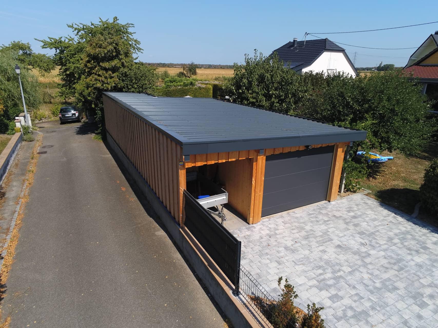 Carport et couverture terrasse - Kleinmann et Fils (21)