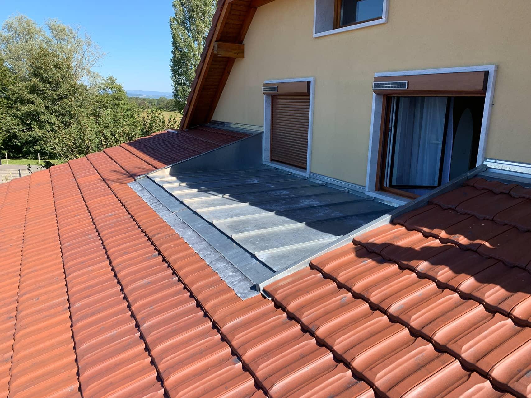 Couverture Zinc Joint Debout - Kleinmann et Fils (10)