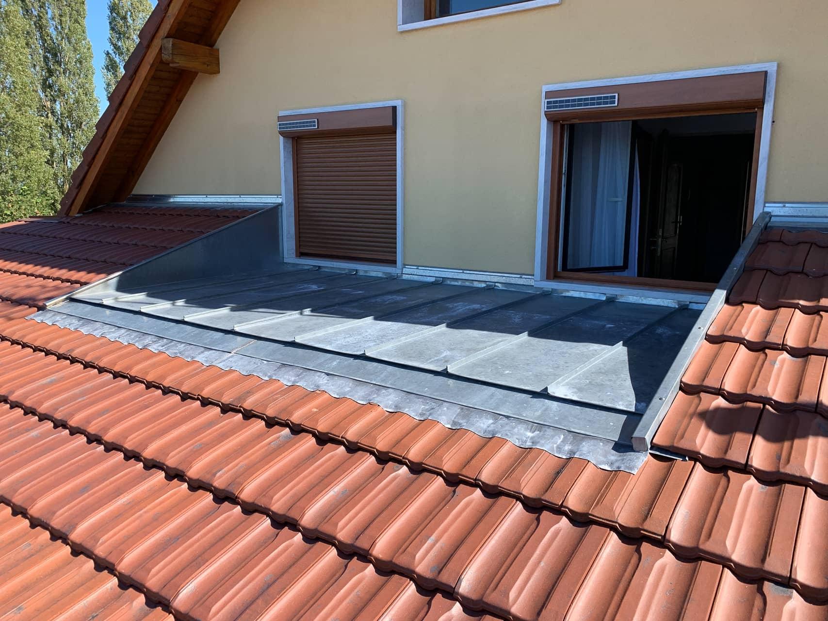 Couverture Zinc Joint Debout - Kleinmann et Fils (11)