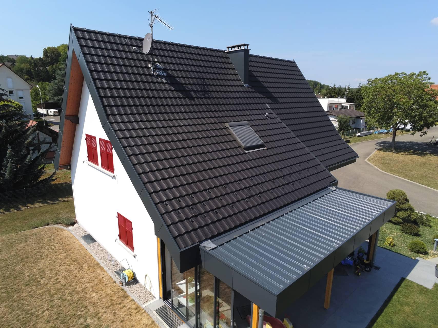 Couverture bac acier - Kleinmann et Fils (6)