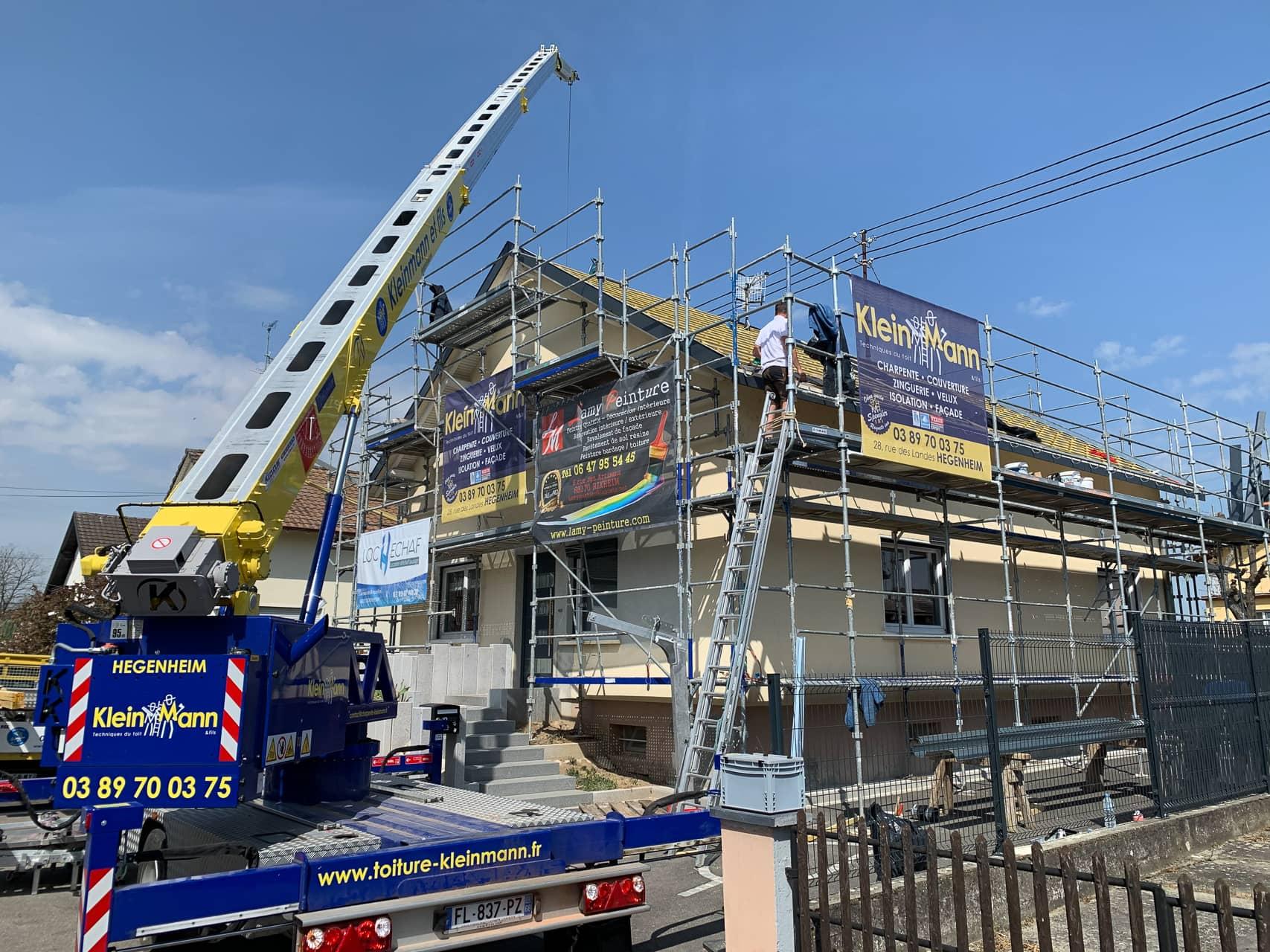 Rénovation toiture - Kleinmann et Fils (1)