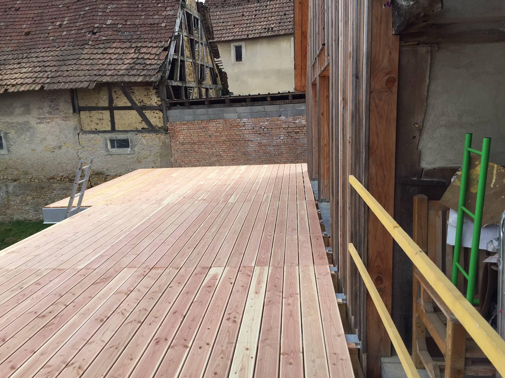 Revêtement plattellage terrasse - Kleinmann et Fils (10)