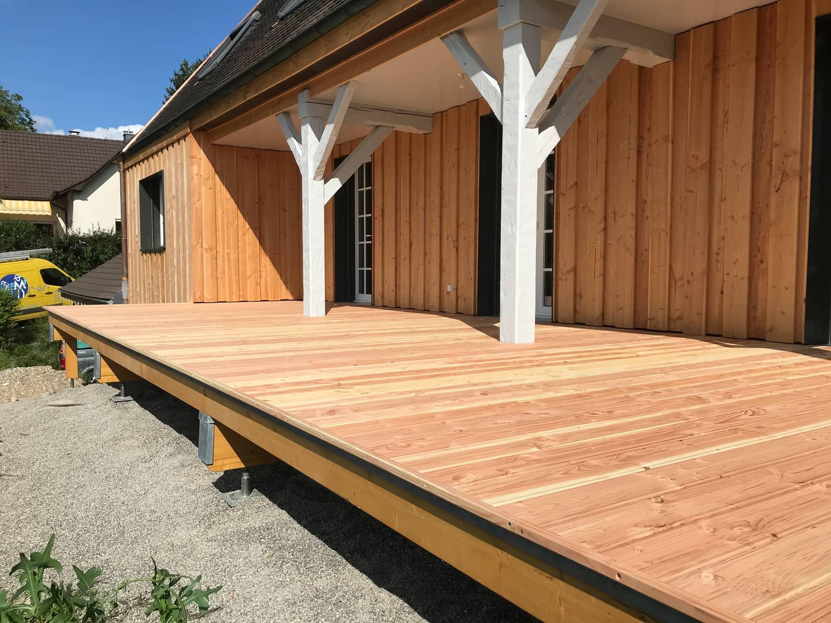 Revêtement plattellage terrasse - Kleinmann et Fils (6)